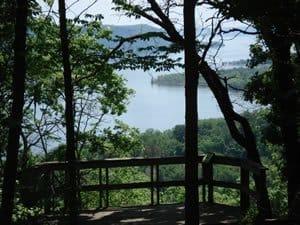 Lake Pepin in May