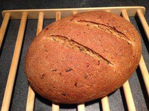 Ole's Wild Rice Bread