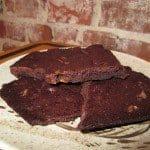 Chocolate Truffle Brownie Brittle