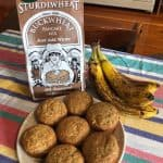 Banana Super Speedy Muffins