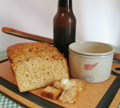Bump Top Beer bread Web size