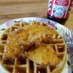 Who said Chicken and Waffles? We sure did!