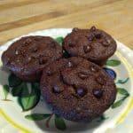 Chocolate Chocolate Chip Cupcakes!!