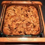 Corn Bread with Caramelized Onions and Apples