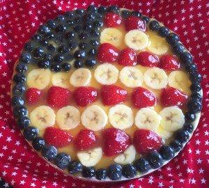 Flag Torte 1
