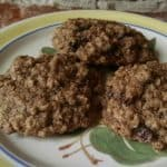 National Oatmeal Cookie Day – April 30th!