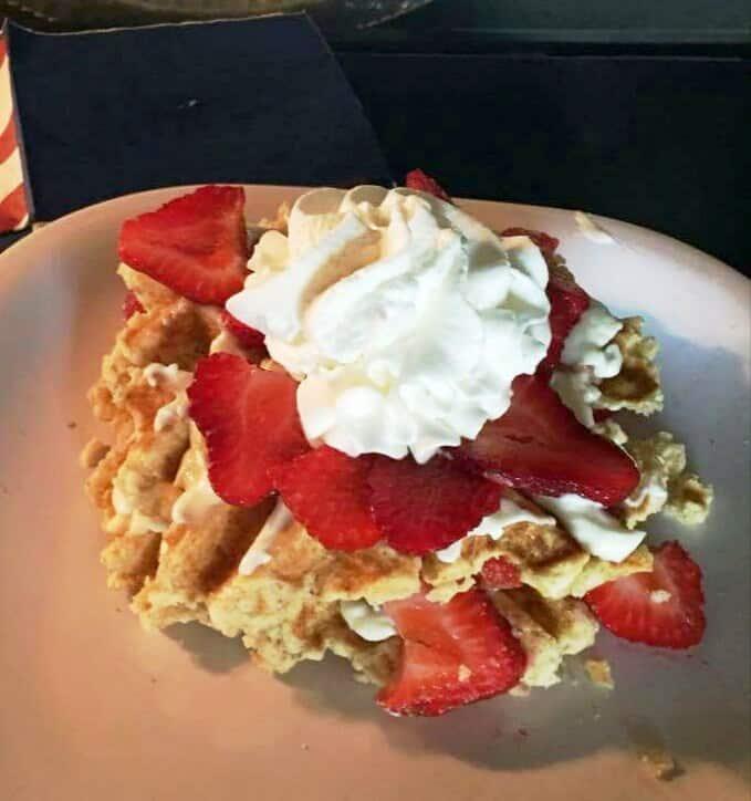 Shortcake Waffle iron 2